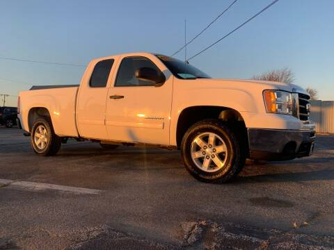 2011 GMC Sierra 1500 for sale at Access Auto Wholesale & Leasing in Lowell IN
