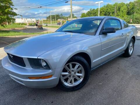 2007 Ford Mustang for sale at Gwinnett Luxury Motors in Buford GA