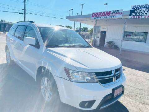 2013 Dodge Journey for sale at Dream Motors in Sacramento CA