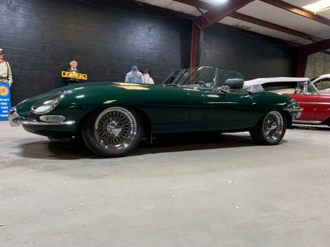 1970 Jaguar XK-Series for sale at American Classic Car Sales in Sarasota FL