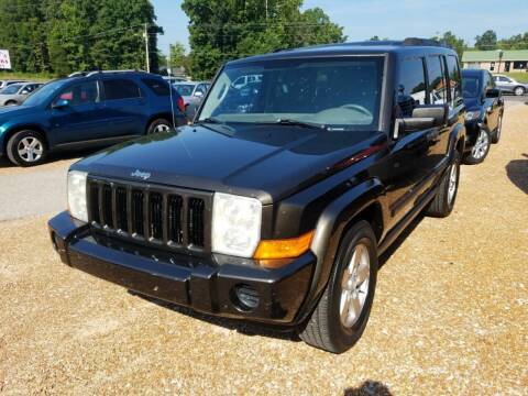 2006 Jeep Commander for sale at Scarletts Cars in Camden TN