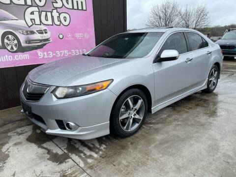 2013 Acura TSX for sale at Euro Auto in Overland Park KS