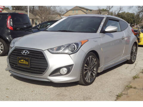 2016 Hyundai Veloster for sale at Watson Auto Group in Fort Worth TX