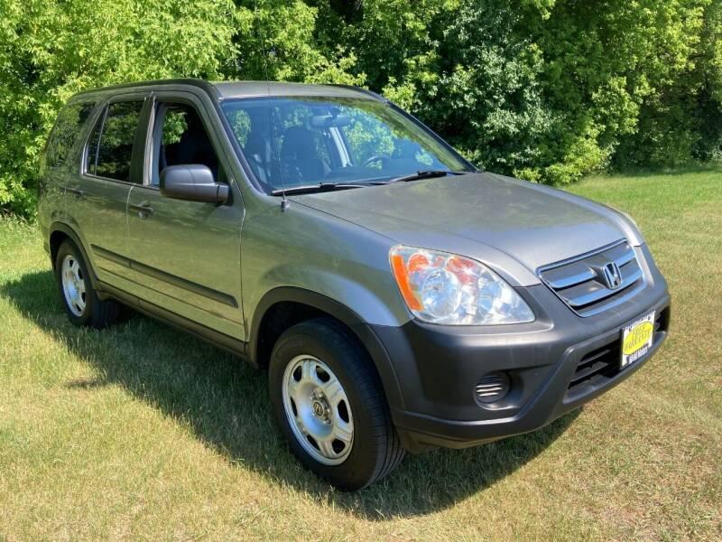 2006 Honda CR-V for sale at M & M Motors in West Allis WI