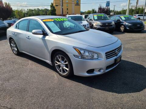 2014 Nissan Maxima for sale at Costas Auto Gallery in Rahway NJ