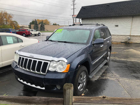 2008 Jeep Grand Cherokee for sale at D and D All American Financing in Warren MI