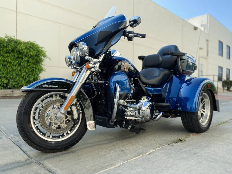 2018 Harley-Davidson Tri Glide Ultra for sale at New City Auto - Retail Inventory in South El Monte CA