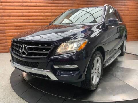 2012 Mercedes-Benz M-Class for sale at Dixie Motors in Fairfield OH
