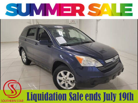 2009 Honda CR-V for sale at Southern Star Automotive, Inc. in Duluth GA