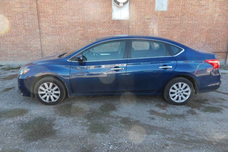 2018 Nissan Sentra for sale at Paris Fisher Auto Sales Inc. in Chadron NE