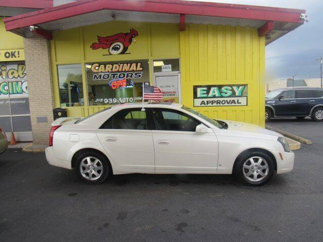 2006 Cadillac CTS for sale at Cardinal Motors in Fairfield OH