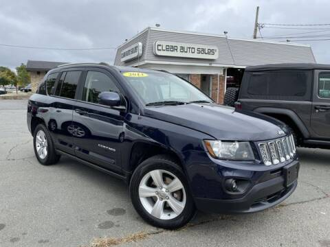 2014 Jeep Compass for sale at Clear Auto Sales in Dartmouth MA