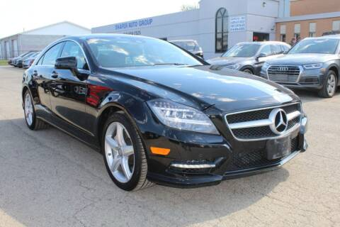 2014 Mercedes-Benz CLS for sale at SHAFER AUTO GROUP in Columbus OH
