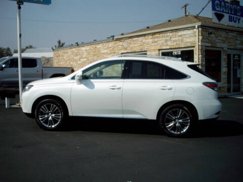 2015 Lexus RX 350 for sale at GARY'S AUTO PLAZA in Helena MT