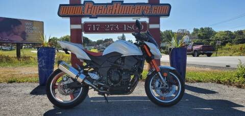 2008 Kawasaki Z 1000 for sale at Haldeman Auto in Lebanon PA