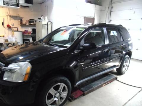 2008 Chevrolet Equinox for sale at C&C AUTO SALES INC in Charles City IA