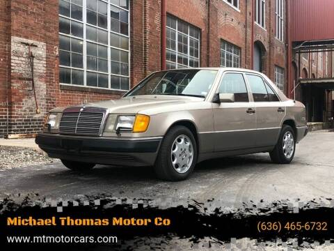 1992 Mercedes-Benz 300-Class for sale at Michael Thomas Motor Co in Saint Charles MO