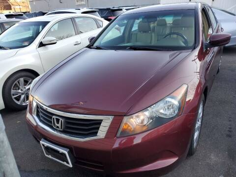 2009 Honda Accord for sale at OFIER AUTO SALES in Freeport NY