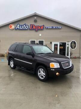 2008 GMC Envoy for sale at The Auto Depot in Mount Morris MI