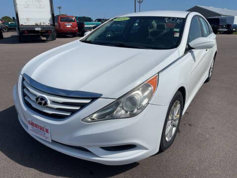 2014 Hyundai Sonata for sale at De Anda Auto Sales in South Sioux City NE