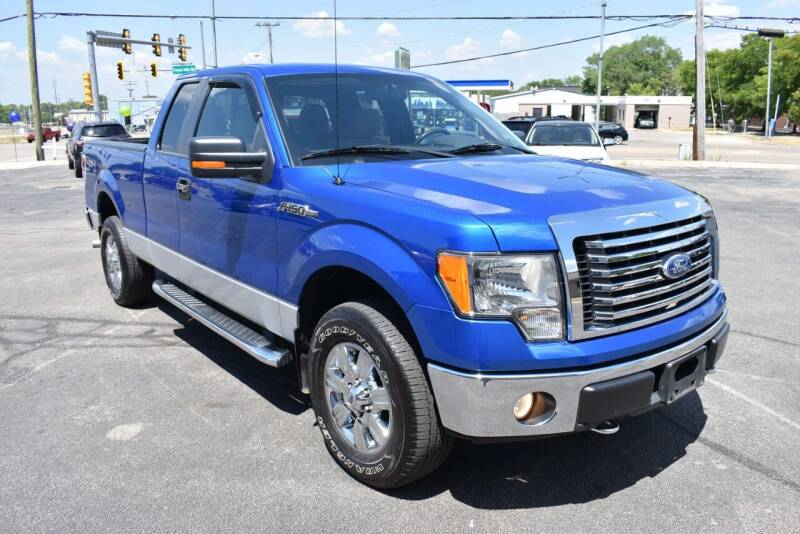 2010 Ford F-150 for sale at World Class Motors in Rockford IL