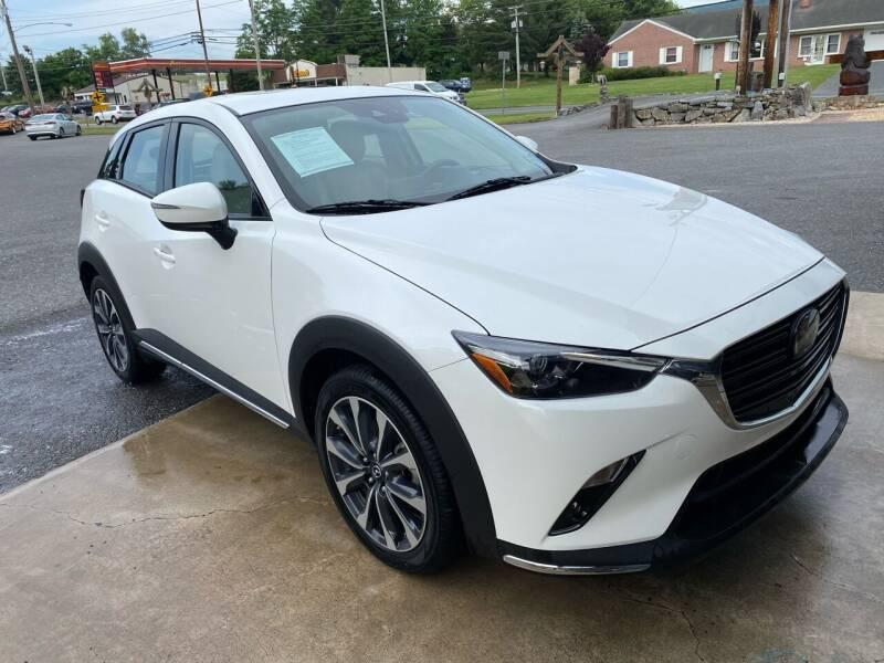 2019 Mazda CX-3 for sale at Charlie Pentzs Auto Sales in Waynesboro PA