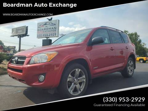 2011 Toyota RAV4 for sale at Boardman Auto Exchange in Youngstown OH
