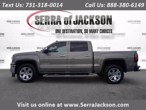 2017 GMC Sierra 1500 for sale at Serra Of Jackson in Jackson TN