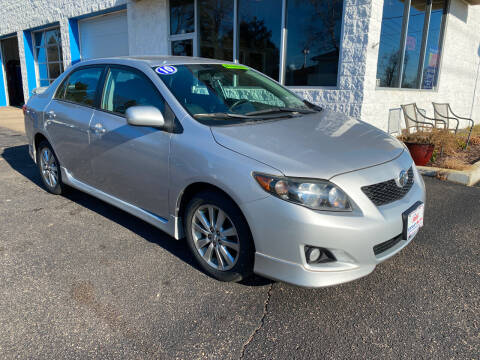 2010 Toyota Corolla for sale at Budget Auto in Appleton WI
