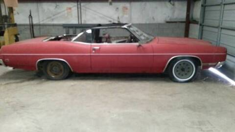 1969 Ford Galaxie for sale at Haggle Me Classics in Hobart IN