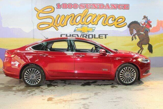 2018 Ford Fusion Energi for sale in Grand Ledge, MI