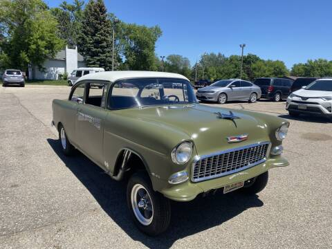 1955 Chevrolet 210 for sale at B & B Auto Sales in Brookings SD
