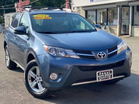 2014 Toyota RAV4 for sale at PRNDL Auto Group in Irvington NJ