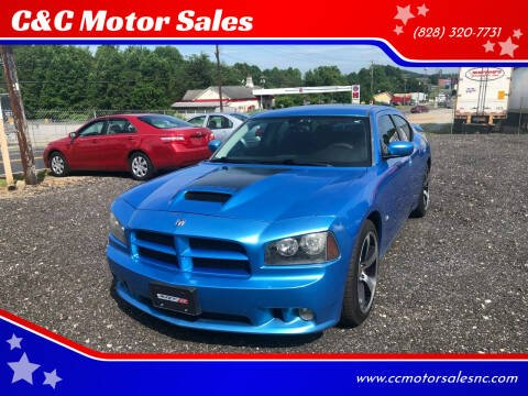 2008 Dodge Charger for sale at C&C Motor Sales LLC in Hudson NC