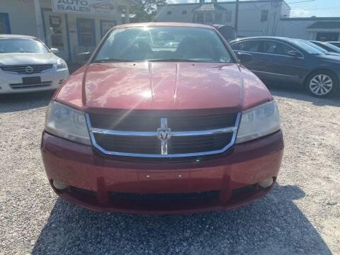 2008 Dodge Avenger for sale at Advantage Motors in Newport News VA