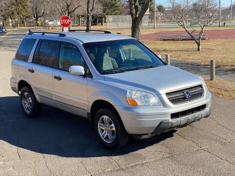 2005 Honda Pilot for sale at Choice Motor Car in Plainville CT