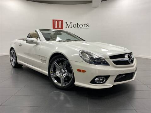 2009 Mercedes-Benz SL-Class for sale at 101 MOTORS in Tempe AZ