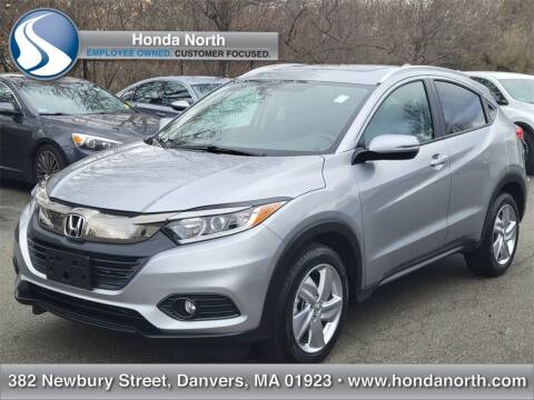 2020 Honda HR-V for sale at 1 North Preowned in Danvers MA