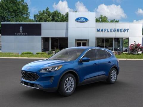 2020 Ford Escape for sale at MAPLECREST FORD LINCOLN USED CARS in Vauxhall NJ