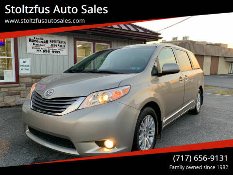 2017 Toyota Sienna for sale at Stoltzfus Auto Sales in Lancaster PA
