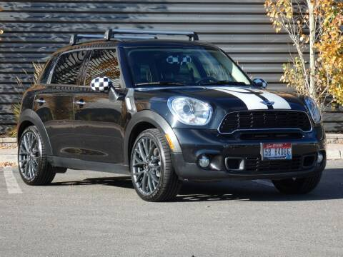 2012 MINI Cooper Countryman for sale at Sun Valley Auto Sales in Hailey ID