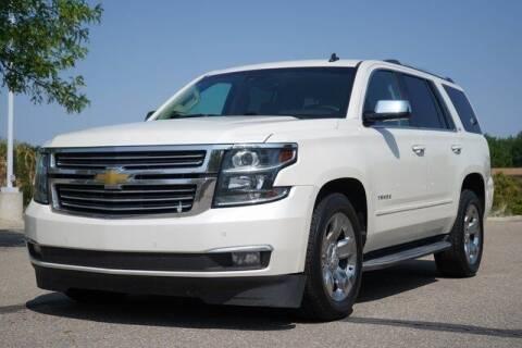 2015 Chevrolet Tahoe for sale at COURTESY MAZDA in Longmont CO