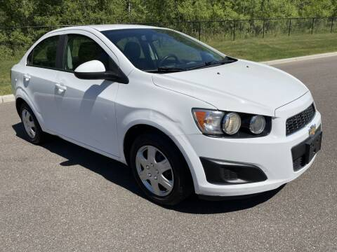 2015 Chevrolet Sonic for sale at Angies Auto Sales LLC in Newport MN
