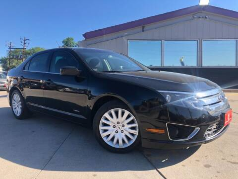 2010 Ford Fusion Hybrid for sale at Colorado Motorcars in Denver CO