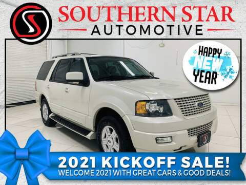 2006 Ford Expedition for sale at Southern Star Automotive, Inc. in Duluth GA