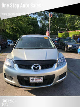 2007 Mazda CX-7 for sale at One Stop Auto Sales in Midlothian IL