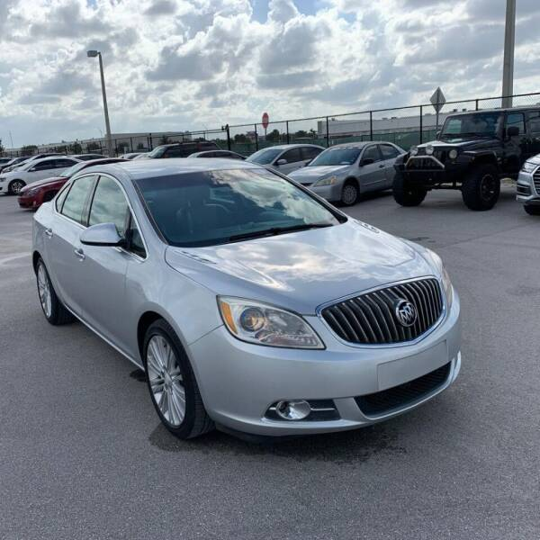 2014 Buick Verano for sale at Lakeview Motors in Clarksville VA