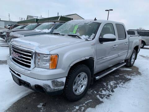 2010 GMC Sierra 1500 for sale at Used a Bit Auto Sales in Fargo ND
