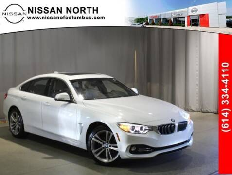 2017 BMW 4 Series for sale at Auto Center of Columbus in Columbus OH