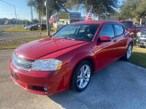 2011 Dodge Avenger for sale at NETWORK TRANSPORTATION INC in Jacksonville FL